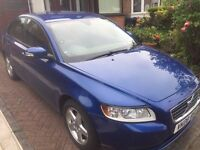 Volvo S40 1.6 Petrol, 2008, Taxi plated with Solihull Council, Uber.