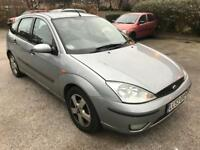 Ford Focus edge 2003 **P/X WELCOME**