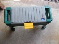 TechinOplast Work Platform with Tool Compartment