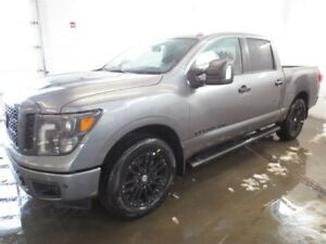2018 Nissan Titan MIDNIGHT! REDUCED! SAVE OVER $18,000!
