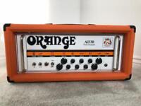 Orange AD30 HTC twin channel 30 watt amplifier head
