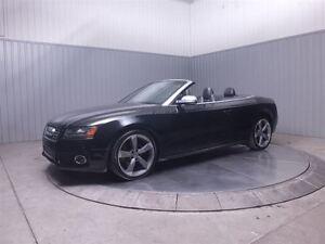 2011 Audi S5 QUATTRO CUIR MAGS CONV *RECONSTRUIT*