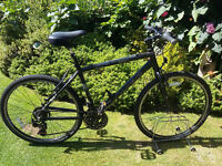 Mens carrera subway mountain bike