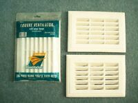 ***DIY - Plaster & Plastic Ventilators - Vents - Ventilation***