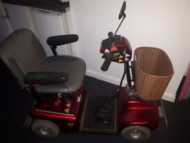 Mobility scooter good condition fully working