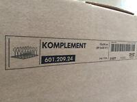 NEW Ikea Komplement Shoe Storage
