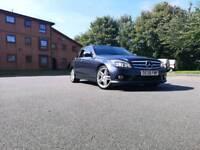 Mercedes c class c220 cdi 2008 5 door