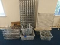 Retail shelving and racking for sale