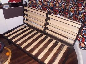 Ikea Two-seat sofa-bed LYCKSELE NO COVER