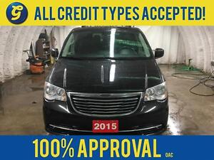 2015 Chrysler Town and Country Dual DVD/Blu-ray Entertainment*2n Kitchener / Waterloo Kitchener Area image 4