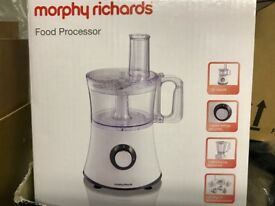 FOOD PROCESSOR Morphy Richards