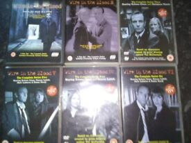 ITVs WIRE IN THE BLOOD COMPLETE SERIES DVDS