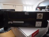 emo cm6 and cs6 master mains power switching system