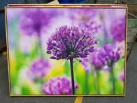 Large Flower print
