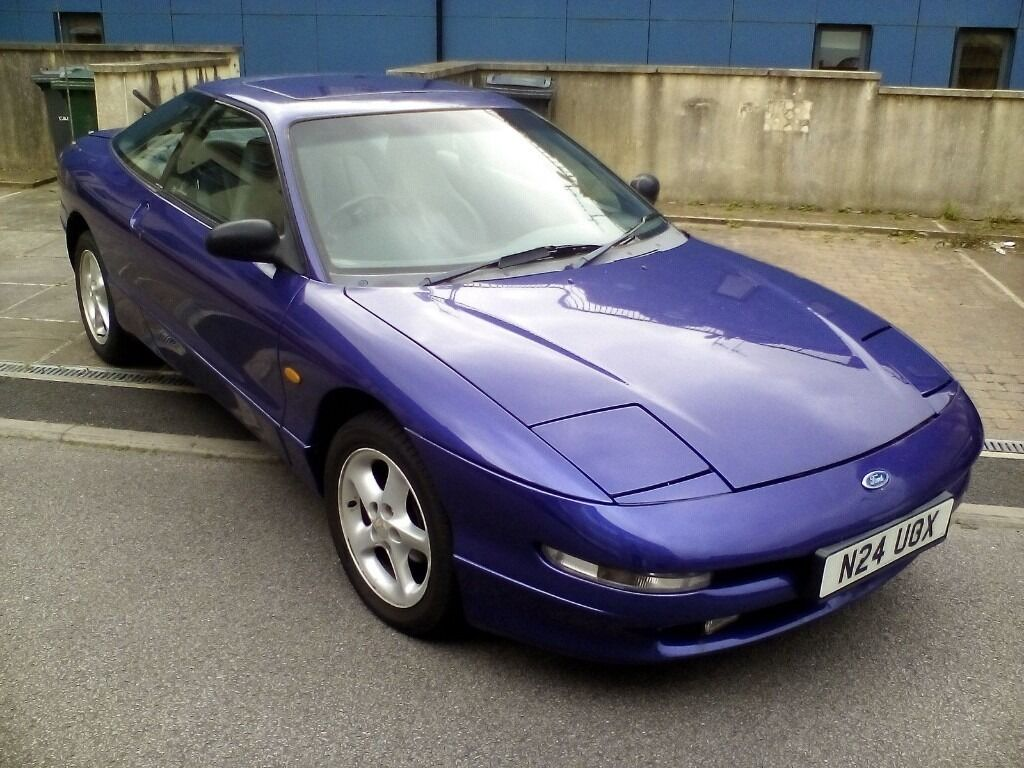 1997 ford probe 2 5 v6 24v blue mot cd full leather interior long mot june 2018