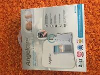 ngelcare AC1100 Baby Movement Monitor, with Video