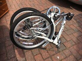 Saxon Leisure fold up bike (Unisex)