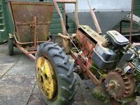 BARFORD ATOM 15 Garden Tractor and Trailer - a wee project for the Summer
