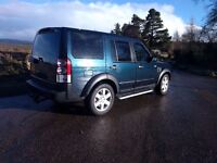 Discovery 4 HSE lookalike - 7 Leather Seats - Remapped - Private reg - Manual