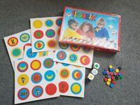 Free - Figurix Children's Board Game