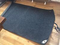 Protection Racket Drum Mat/Rug