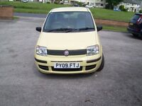 FIAT PANDA 51.000MIL