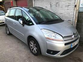2007 Citroen c4 Grand Picasso 1.6 HDi breaking for parts