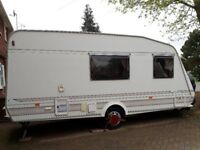 Elldis Slipstream Vogue. 4 berth. 1997 owned since new.