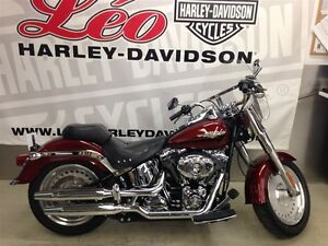 2009 harley-davidson FLSTFB Fat Boy Touring