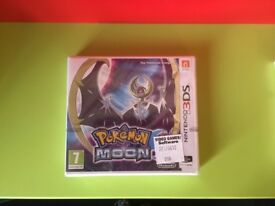 Pokemon Moon for Nintendo 3DS