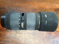 Sigma 50-150mm f2.8 APO DC HSM (Canon efs)