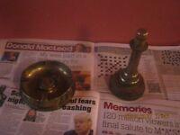 Heavy Brass Ashray and Lighter