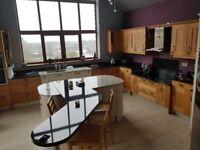 Kitchen - Complete Kitchen Including Oak Doors; Granite / Silestone Worktops; etc