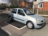 Clio 1.4 AUTOMATIC! 1 OWNER CAR! Only 52k! Not corsa polo micra ford Honda Peugeot Citroen