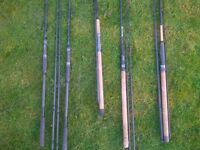 Zebco rhino df special feeder rod & Ron Thompson G-Force 12ft avon/feeder rod