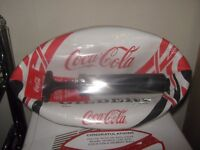 Gilbert Official Rugby World Cup 2015 Coca-Cola Ball With pump