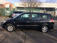 2006 RENAULT GRAND SCENIC 2.0 LOW 84K CAT D REPAIRED PERFECTLY MOT 10/2018 7 SEAT A1 DRIVE PX SWAPS
