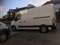 62 mwb Renault master van NO VAT!!