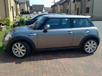 Mini Cooper S 1.6 ONE YEARS MOT
