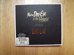 """FS: 1996 (Virgin Records) Meat Loaf """"Not A Dry Eye In The House"""""""