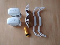 DJI PHANTOM BATTERY X2 AND SOME ACCESSORIES