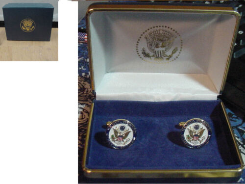 US Equal Employment Opportunity Commission cufflinks -  EEOC