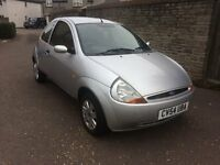 2004 FORD KA STYLE IN LOVELY CONDITION. VERY LOW MILEAGE, SERVICE HISTORY, LONG MOT