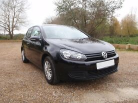 VW Golf 1.4 S. Exceptionally Low Mileage. 1 Owner. Full Service History. Excellent Condition.