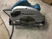 *MAKITA CIRCULAR SAW**