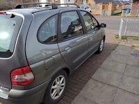 Renault Megan scenic 1.6 petrol