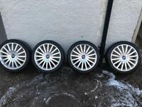 Ford Mondeo St Alloys