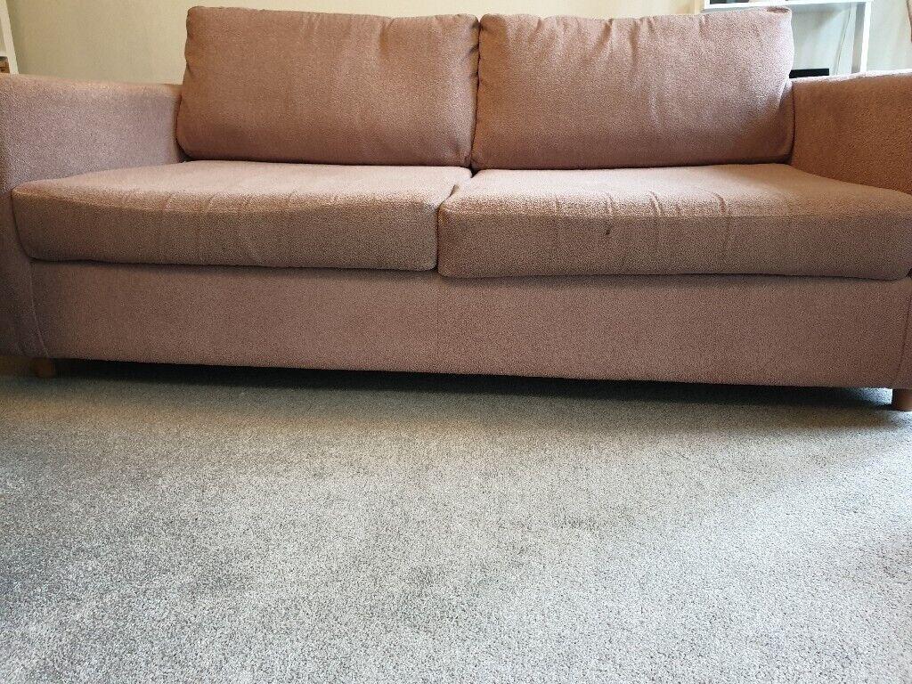 Amazing Habitat 3 Seater Sofa For Sale In Plymouth Devon Gumtree Creativecarmelina Interior Chair Design Creativecarmelinacom
