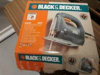Jigsaw - black and decker