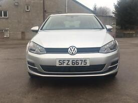 2014 VW Golf **2.0** TDI **41K MILES** BLUEMOTION